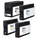 HP-950XL + HP-951XL CMY